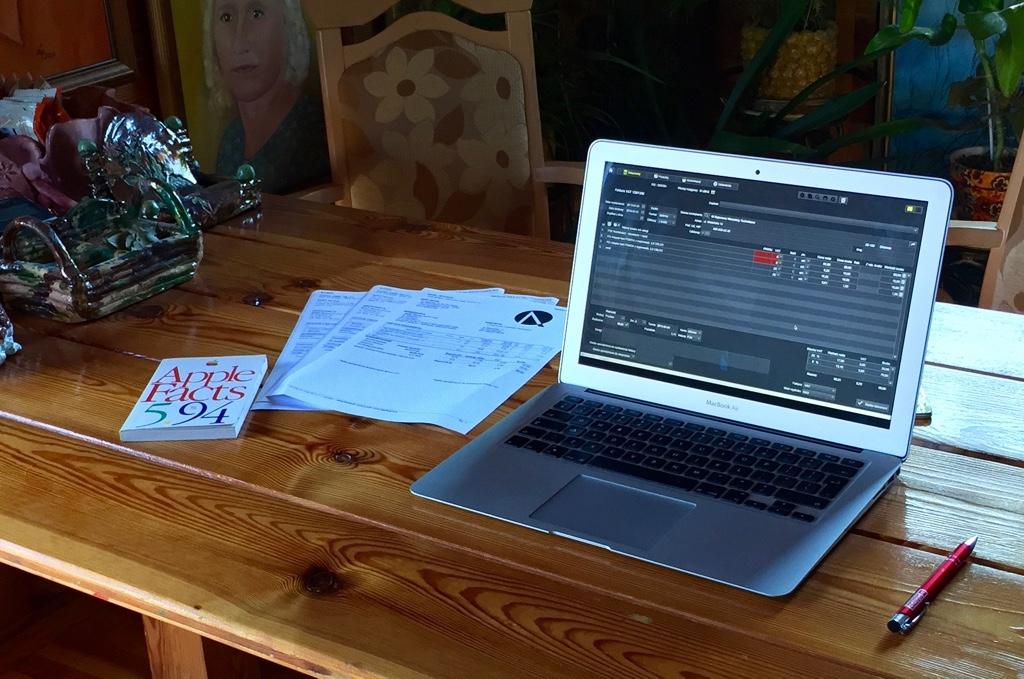 Faqt – najdłużej rozwijany polski program do faktur na OS X w nowej odsłonie
