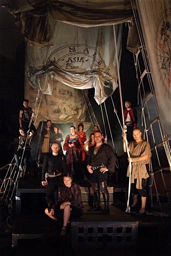 spektakl Otello Fot. Tomasz Augustyn