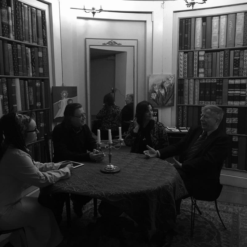 Spotkanie z prof. Janem Miodkiem Teatr Modrzejewskiej Legnica #WroAccessible16