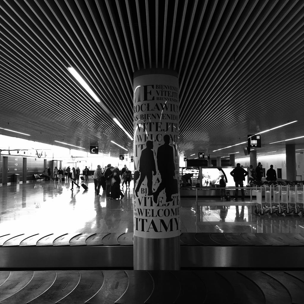 Lotnisko Wroclaw #WroAccessible16