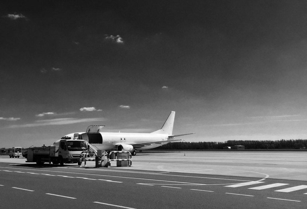 Lotnisko Wroclaw #WroAccessible16 samolot cargo