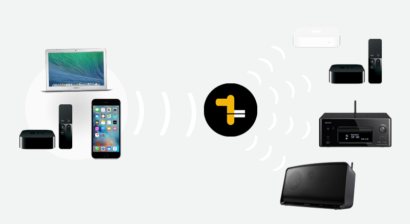 TuneRelay – przekaźnik AirPlay audio dla Windows
