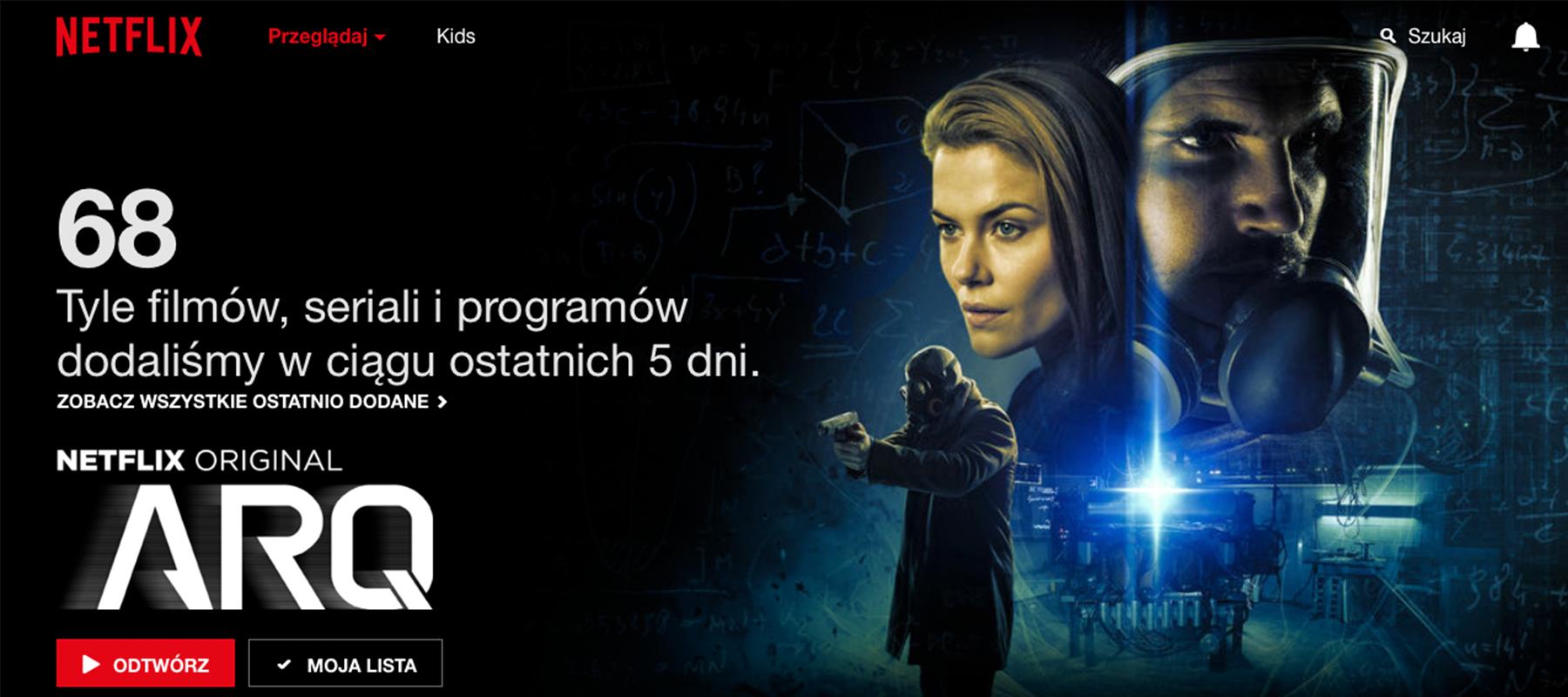 Netflix Baza Filmów Po Polsku