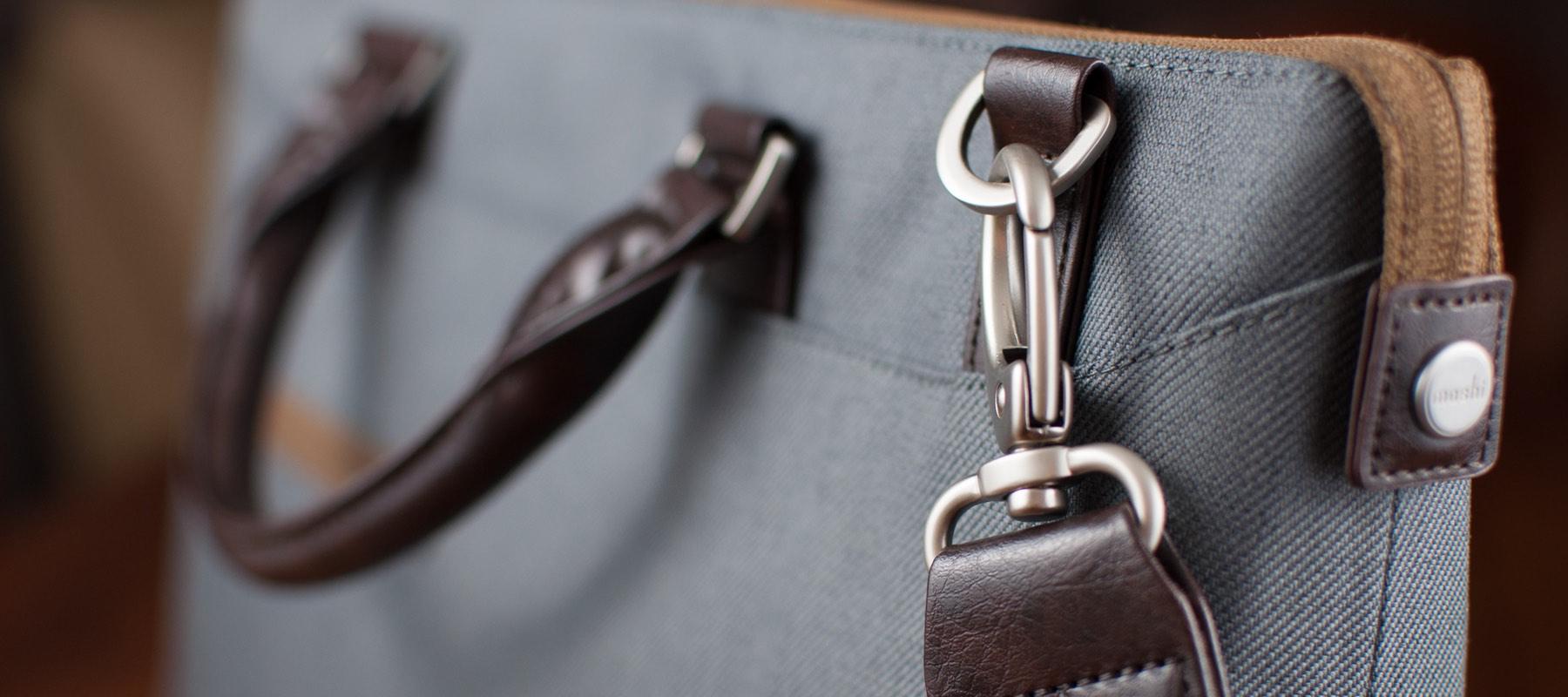 Moshi Urbana – zobacz jak wygląda wyjątkowa torba na laptopa