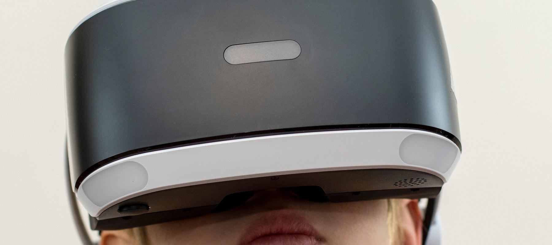 PlayStation VR – wyjmujemy z pudełka
