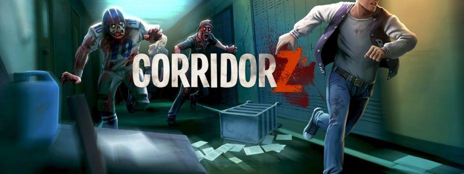 Zombie w korytarzu Z