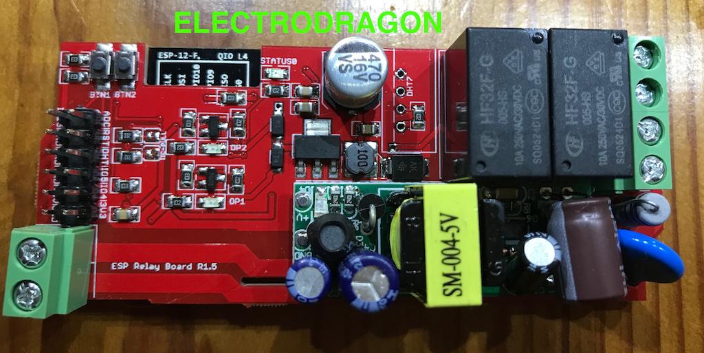Electrodragon Relay