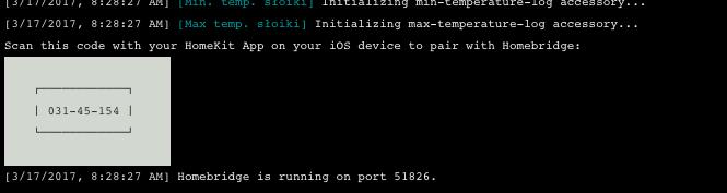 HomeBridge na QNAP konfiguracja - działa!