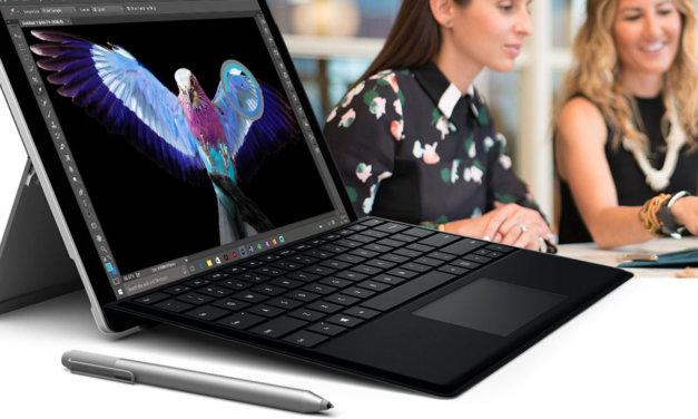 Testujemy produktywność Surface Pro 4!
