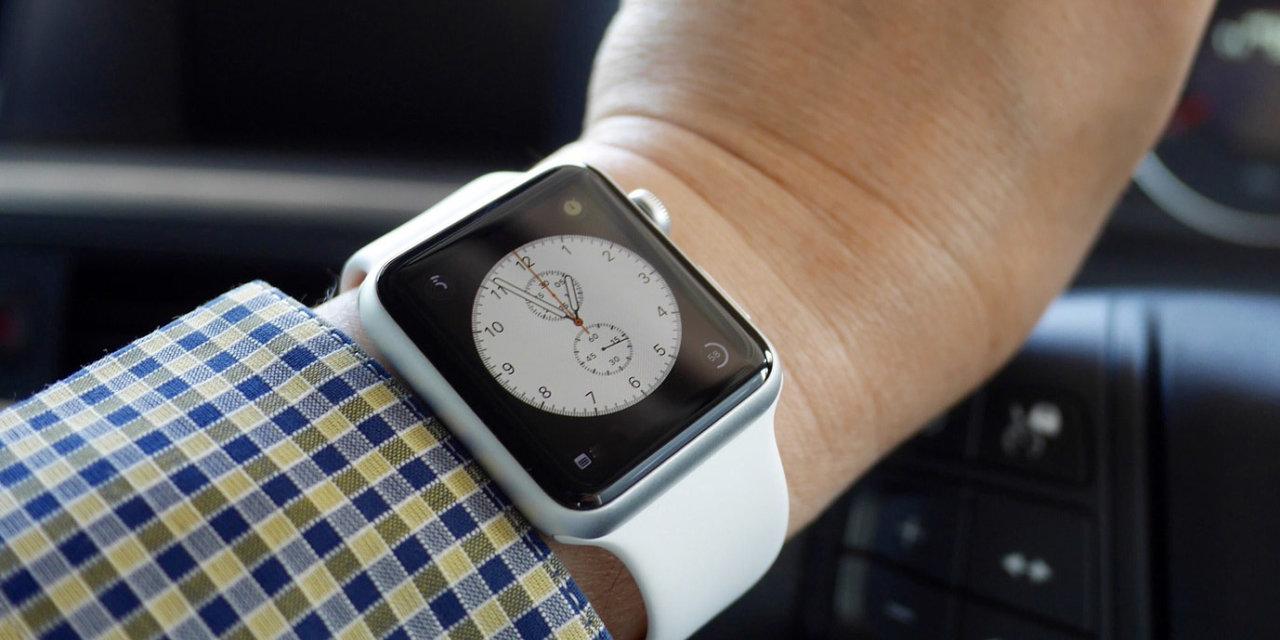 Apple Watch staje się liderem rynku