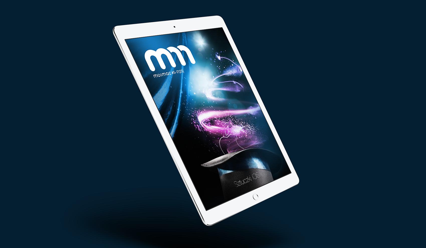Nowy numer Mój Mac Magazyn – Sztuczki w iOS