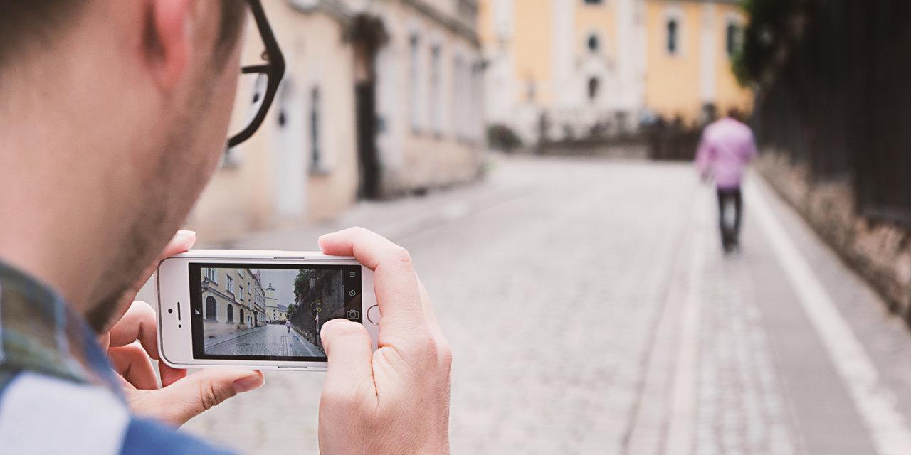 "Fotografia mobilna, a ""niemobilna"". Granica się zaciera"