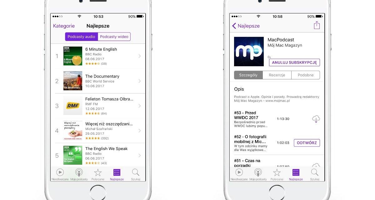 Podcasty w edukacji. Jak oszczędnie uczyćsięz iOS w ręku?