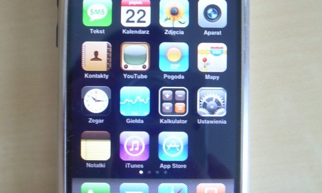 10 lat z iPhone