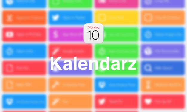 Workflow – Automatyzacja Kalendarza