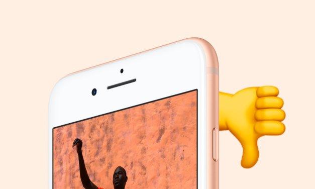 Dlaczego iPhone 8 nie jest hitem?