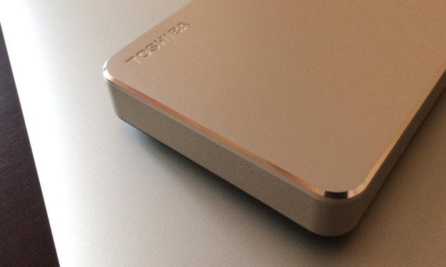 Recenzja Canvio Premium 3 TB USB3.0