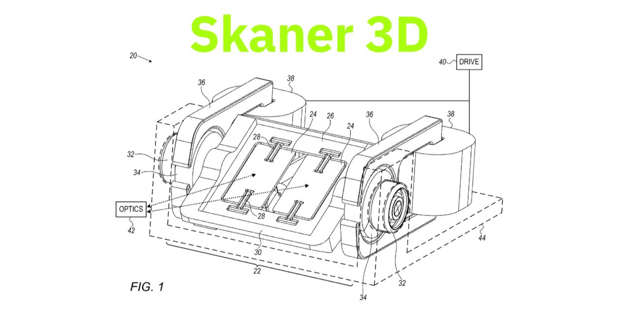iPhone ze trójwymiarowym skanerem 3D? Prawdopodobnie już niebawem