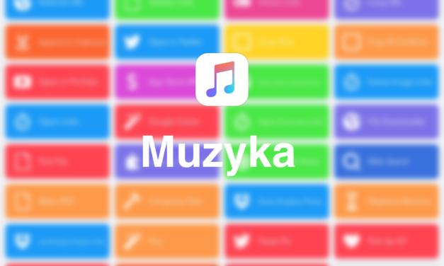 Workflow – Muzyka