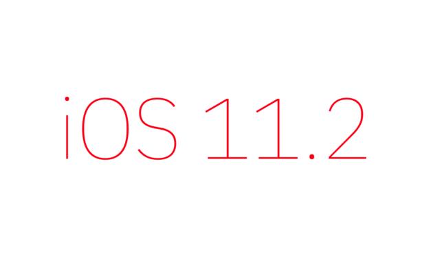 iOS 11.2 nagle pojawił się w aktualizacjach