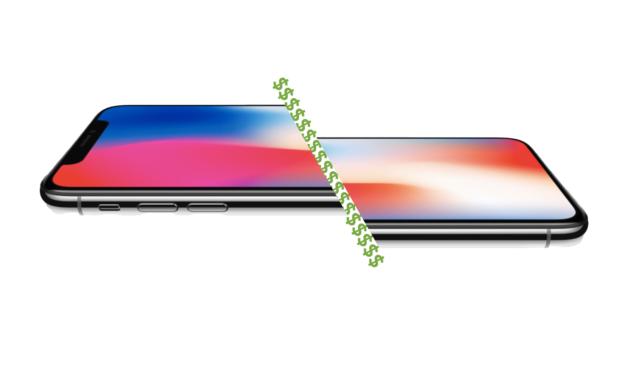 """iPhone X za drogi, czyli plotki o przecenie """"dziesiątki"""""""