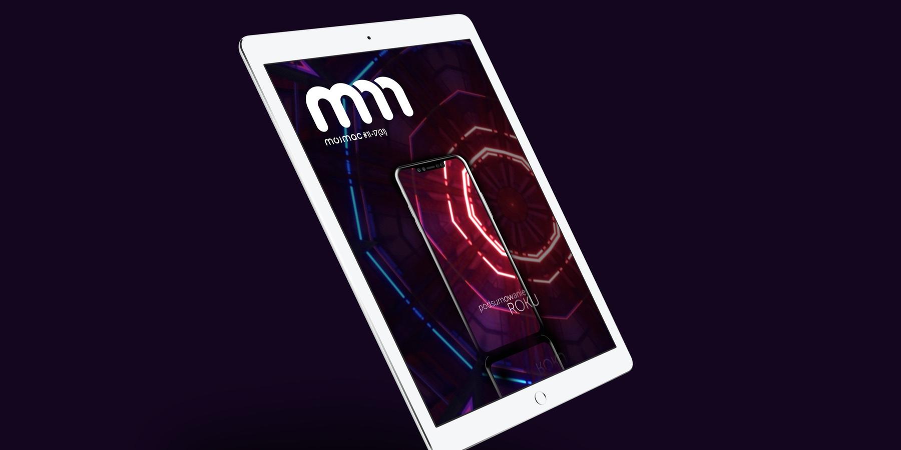Nowe wydanie Mój Mac Magazyn – Najważniejsze wydarzenia 2017