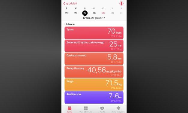 Kiedy Apple Watch monitoruje rytm serca?