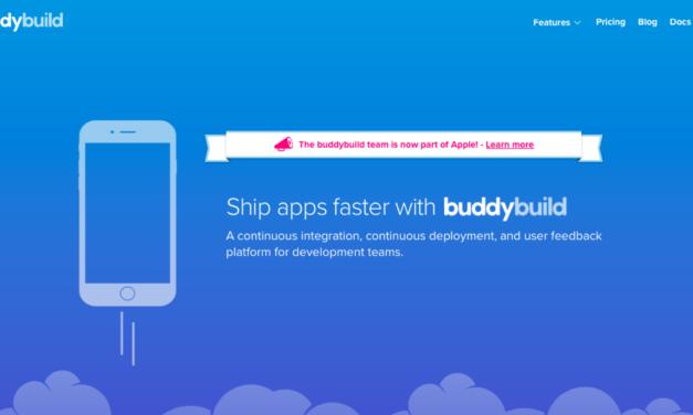 Xcode będzie lepszy, Apple kupiło Buddybuild