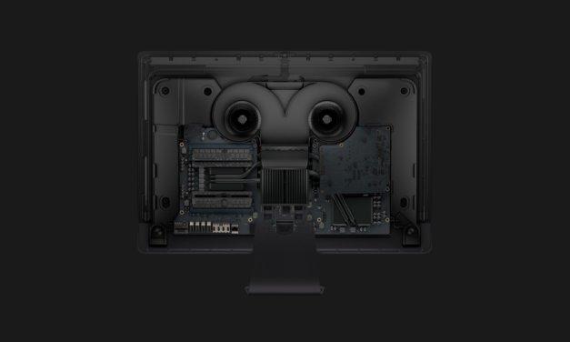 iMac Pro rozebrany przez iFixit. Mamy dwie wiadomości
