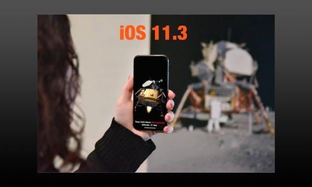 iOS 11.3 mała zmiana, duża aktualizacja!