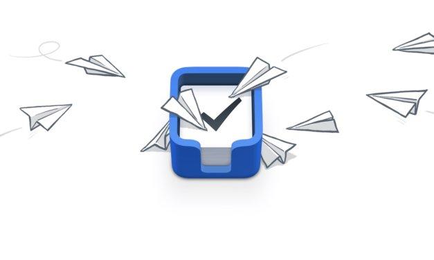 Things 3.3 – dodajemy zadania poprzez e-mail