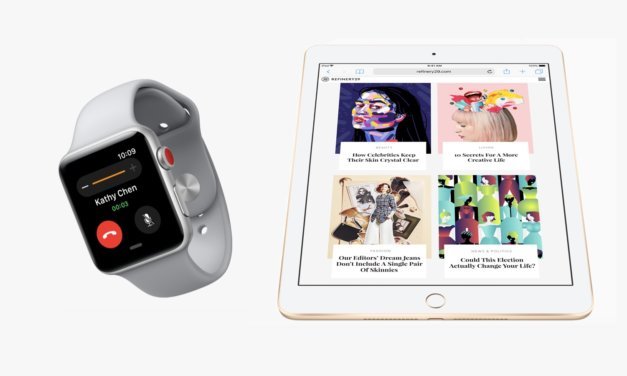 Świat bez iPhone, czyli zegarek i iPad