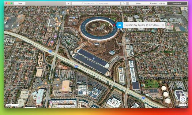 Apple zmienia adres! Czyli historia na ikonach