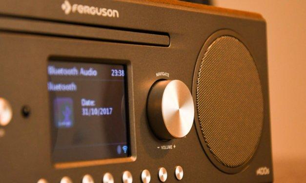 Ferguson i400s – radio internetowe z bogatymi możliwościami