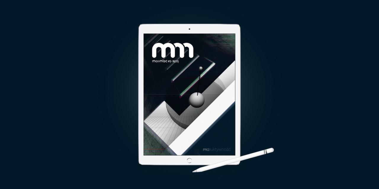 Mój Mac Magazyn #2/2018 – 50 aplikacji dla produktywności