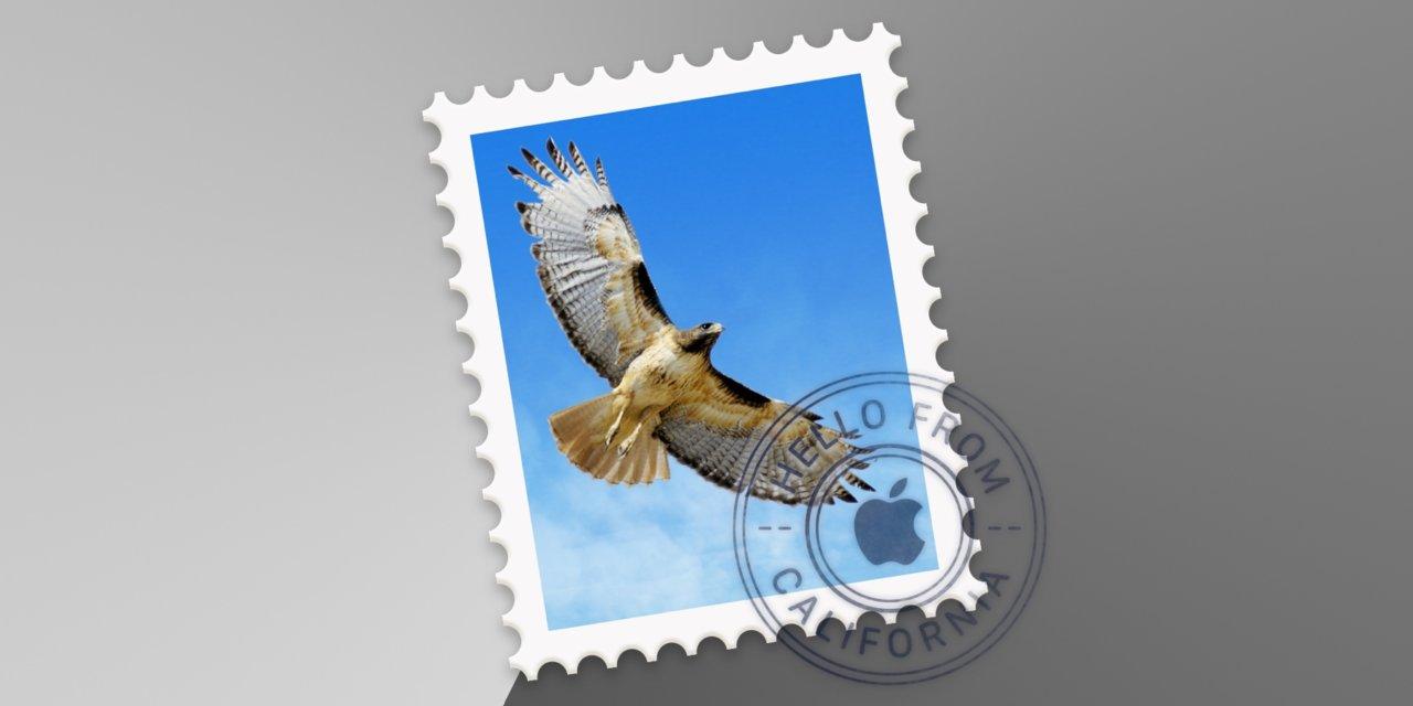 Urlop z pocztą w iCloud