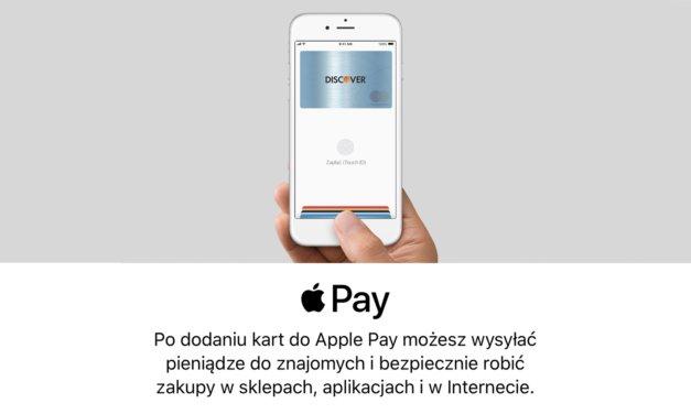 Apple Pay w Polsce, jak dodać karty, jak używać, lista banków