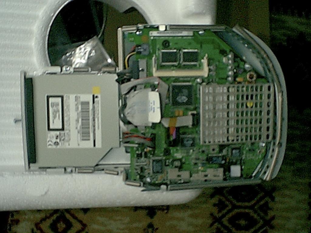 iMac 233 płyta główna