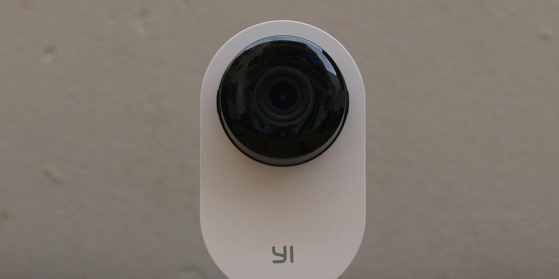 Yi Home Camera. Tania kamerka o dużych możliwościach