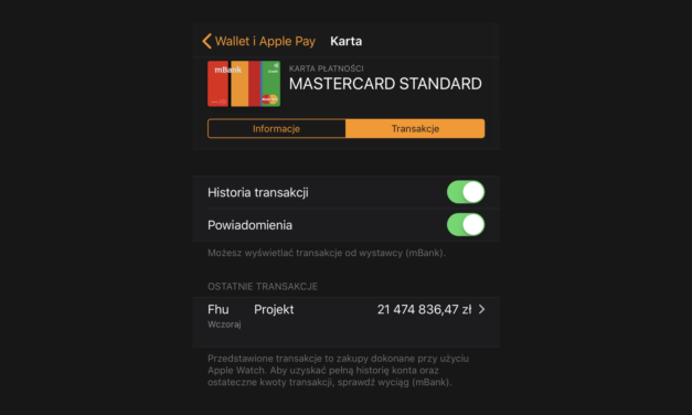 Apple Pay i PIN, dlaczego to dobrze, że nie musimy go podawać