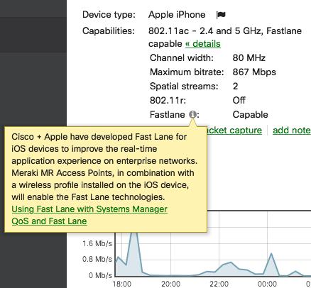 Apple ma w CISCO pierwszeństwo