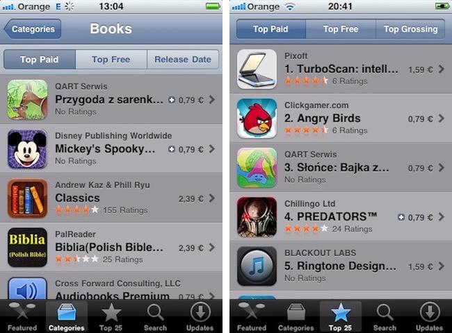 App Store w 2010