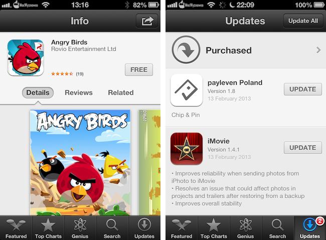 App Store w 2013