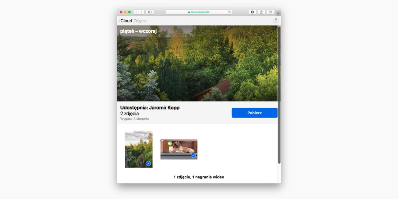 Kolejny miły drobiazg: Szybkie udostępnianie zdjęć w iOS 12