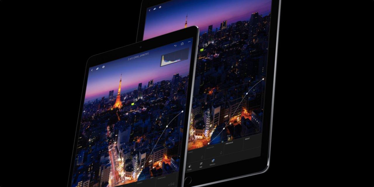 iPad i Photoshop? Adobe dostrzegło potencjał iPada