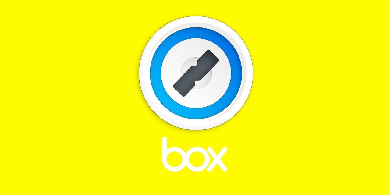 """1Password, Box, kolejny """"dziwny"""" krok Apple"""