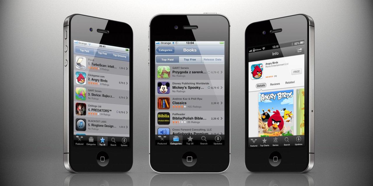 App Store kończy 10 lat!