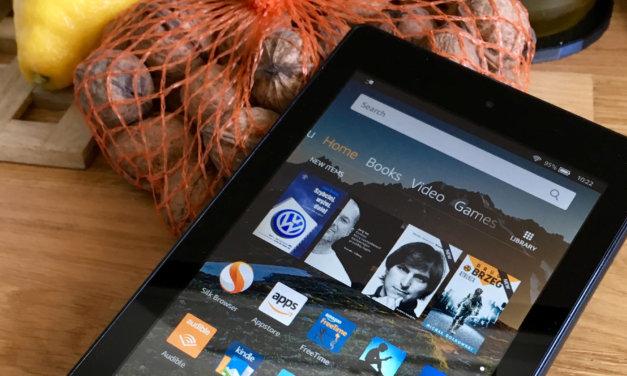 Recenzja Amazon Kindle Fire 7