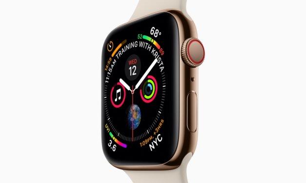 Apple Watch s4 beczka miodu z małą łyżeczką dziegciu, a może jednak nie?