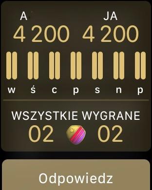 Rywalizacja w Apple Watch